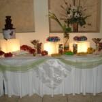 Mesa dulce y salada